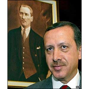 Erdogan, leader turco